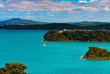 Auckland's Hauraki Gulf / See the highlights of Auckland's Waitemata Harbour and the Hauraki Gulf Marine Park: beautiful islands, wide open seas, marine life and golden sandy beaches.  Learn more about the Hauraki Gulf here: http://haurakibluecruises.co.nz/about-hauraki-gulf/