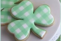St. Patrick's Day - Irish Food & Recipes / We've collected some of our favourite Irish foods as well as some St. Patrick's Day novelty dishes to celebrate the Emerald Isle!