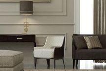 INTERIORS | Reception | Classic contemporary