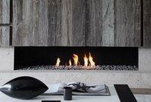 INTERIOR ARCH | Fireplace