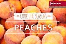 Cook The Seasons - Spring and Summer / All the best seasonal ingredients through the Spring and Summer, with suggestions on how to use them.
