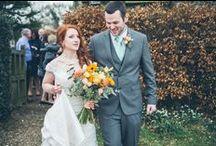 March weddings / Wedding photos in Fakenham
