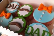 Fathers' Day Fun Food Ideas / We know you don't need any excuse to do something nice for your dad - but we've gathered up some great recipes and ideas for Fathers' Day to give you inspiration.