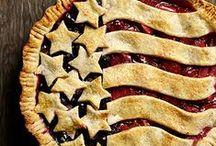 4th of July Foodie Favourites / From pulled pork to corn dogs, our 4th of July food suggestions are as American as apple pie!