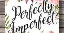 Handlettering - Inspiration / Handlettering und Lettering Inspirationen - hier findest du viele Letterings die inspirieren um selber kreativ zu werden. Geburtstagskarten, Sprüche, Ideen, Anleitungen, Chalkboardlettering, DIY, Karten