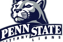 Penn State / by JoAnn Moyer