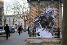 Street art - repérage