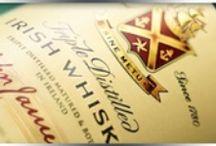 Irish Whiskey / Bottles, brands, distilleries of Irish Whisky.