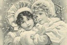 Winterkinder - christmas children