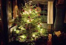 country christmas - Weihnachten auf dem Land
