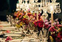 Christmas Wedding / Romantic and artistic inspiration for a Christmas wedding