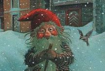 gnomes - Zwerge - Trolle