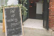 Pop Up Wedding Project