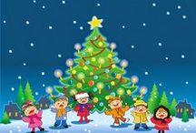 NAVIDAD - BLOG DE LOS NIÑOS / Cuentos, juegos educativos, dibujos para colorear en Navidad del Blog de los niños. Stories, educational games and coloring at Christmas.