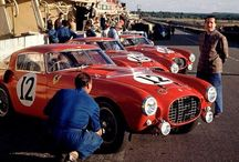 Ferrari racing / by M Battuello