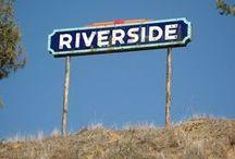 Riverside California / by linda Ballou-Falkoski