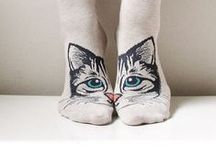 Cat Fashion / A collection of adorable cat fashion pieces