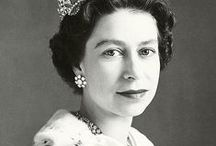 Britains HRH Family History Past & Present / A look at HRH Queen Elizabeth and family.  Past and present day.   / by Kathy Cooks