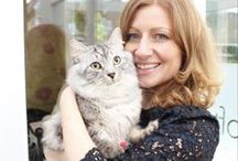 Meet the team / The Longcroft family, dedicated to ensuring your cat has a better  holiday than you do!