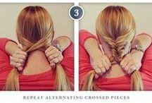 Hair Styling Tricks & Secrets