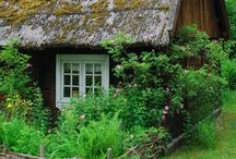 A Little Hideaway / Places you can be at one with nature.