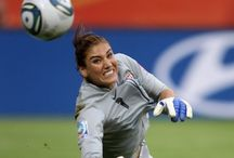 Women's World Cup / A celebration of the beautiful game and the women that play it.