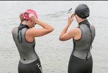 Triathlon Training / Training makes or breaks a triathlete. Make sure you're preparing for every stage.