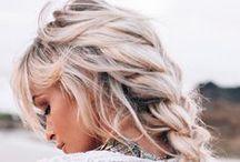 Summer Hair Trends / summer hair , summer wigs, summer beach hair , long hair wigs  short hair wigs summer trends hair