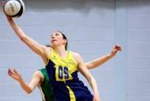 Netball / SKINS UK: official suppliers of England Netball.