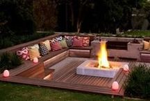 Outdoor Fire Area