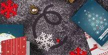 Kolekcja świąteczna   Christmas time in print / Kolekcja świątecznych produktów do druku - gotowe szablony   pocztówki   kartki świąteczne   zaproszenia   plakaty  http://bit.ly/colour_me_christmas