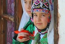 Turkish Folk Clothes