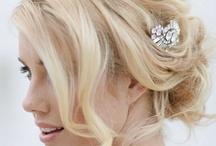 Wedding hair & makeup