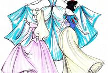 Disney Princess / A collection of Disney Princess art and some merchandise. / by Toni Buscarino