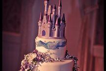 Princess Cakes / Crazy Gorgeous cakes in a Princess theme. / by Toni's Petals