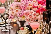 ULTIMATE PARTY / Pretty party ideas, drinks, picnics, tea parties etc