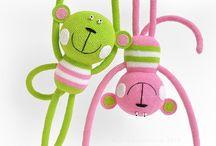 **Crochet Toys/Stuffed Animals #1 / by KY CrochetGal