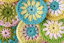 CROCHETING & GRANNY SQUARES / All different types of Crocheting Squares Granny Squares . See other board for Triangle, Rectangles  / by GrannyHeck