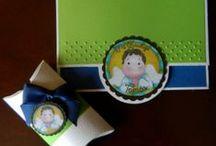 Invitaciones Bautizo / Tarjetas de invitacion al bautizo de nuestros pequeños