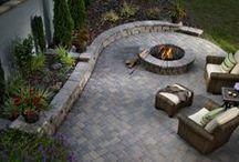Backyard Dreams / Outdoor living ideas.