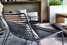Funky furniture / All kinds of mixed design; Italian, French, Scandanavian and Dutch ideas to mix everything up ;-)