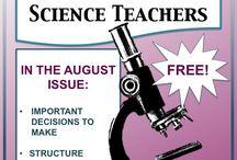 Middle School Science / Grades 6-8.