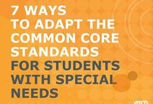 Special Education / Resources for teachers of Exceptional Children.