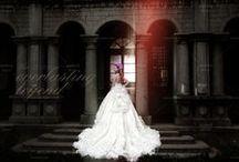 幸福印象_Happiness impression /  Sophie Design/white wedding dress