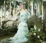 雲裳_Clouds wedding dress / Clouds wedding dress