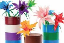 Look New Duck Tape Colours / An introduction to all things Duck Colours