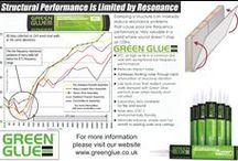 Green Glue Information / Useful information on how to apply Green Glue and the benefits. Green Glue available in the UK from our webshop www.allacoustics.co.uk #acoustics #greenglue #soundproofing