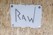 RAW Acoustic Products / A selection of our acoustic products #RAW before they have been transformed into finished products. #acoustic #RAW #naked