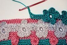 passion of crochet / Discover the passion of crochet,learn step by step pattern