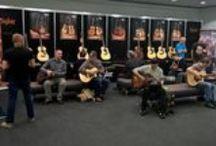 London Acoustic Guitar Show 2015 / Visiting the London Acoustic Guitar Show 2015 #londonacousticshow #acoustic #guitar #london #music #uk